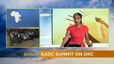 La RDC au menu du sommet de la SADC [The Morning Call]