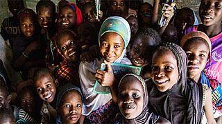 Niger : 5 millions d'enfants vaccinés contre la polio en mars (ONU)