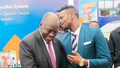 """Tanzanie : arrestation du chanteur Diamond Platnumz pour """"indécence"""""""