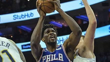 Cameroon basketball star Embiid lashes out at his team after Miami Heat burns 76ers