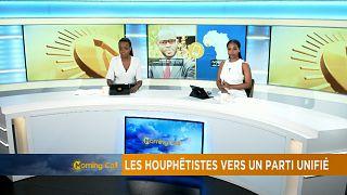 Les héritiers d'Houphouëts'accordent un parti unifié [The Morning Call]