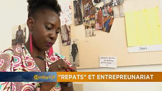 France-based Congolese returns to pursue fashion [The Morning Call]