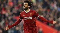 Liverpool's Moh Salah sole African on 2018 PFA Team of the Year