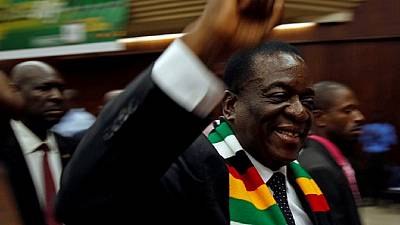 Mnangagwa's 'Zimbawe is open for business' policy to get legal backing