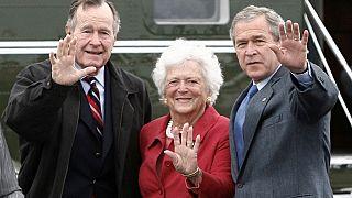 L'hommage de l'Amérique à Barbara Bush, l'ex-Première dame décédée ce mercredi