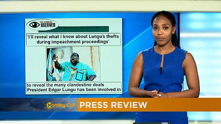 Press Review of April 19, 2018 [The Morning Call]