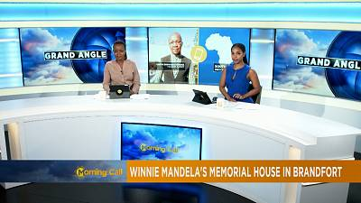 Winnie Mandela's memorial house in Brandfort  [The Morning Call]