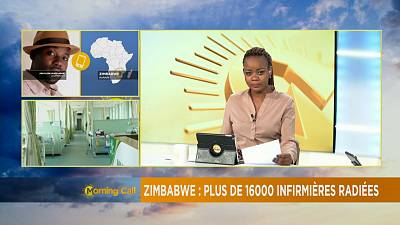 Zimbabwe sacks 16,000 nurses on strike [The Morning Call]