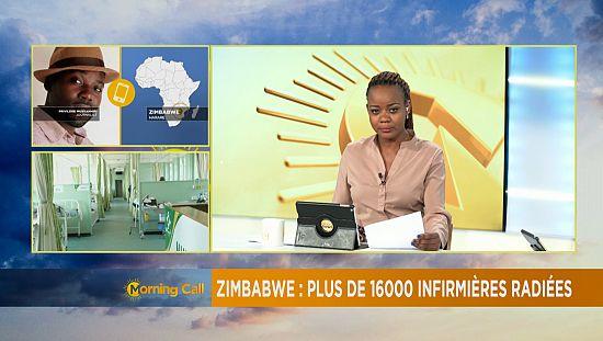 Zimbabwe sacks 16,000 nurses on strike [The Morning Call]