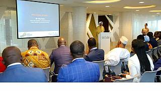 Ghanaian delegation on trade mission to UAE, holds 175 bilateralmeetings