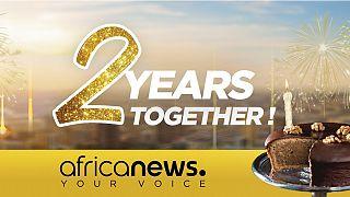 2 ans après, Africanews fidèle à sa promesse : porter la voix du continent