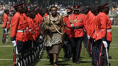 Swaziland takes new name for its king's 50th birthday - eSwatini