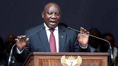 Ramaphosa cuts short United Kingdom visit to resolve Mahikeng chaos
