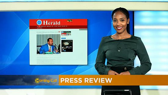 Press Review of April 20, 2018 [The Morning Call]