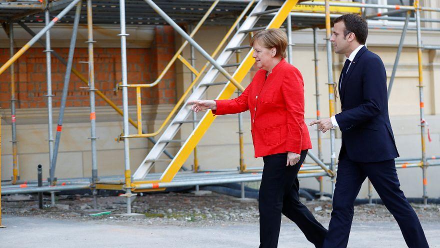 State of the Union: Macron in Berlin und Straßburg, Syrienkonflikt fordert EU