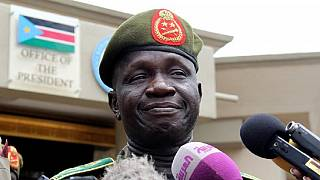 South Sudan army chief James Ajongo dies in Cairo