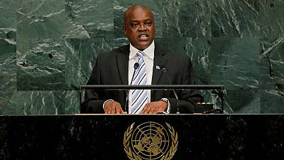 Botswana's new president urges Congo's Kabila not to stand again