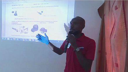 Congo : les mécaniciens face au enjeux des voitures électriques