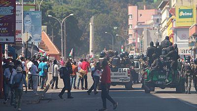 Manifestation à Madagascar : un mort et 17 blessés