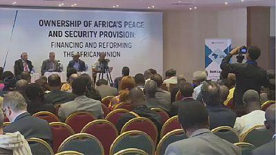 La résolution des conflits en Afrique au coeur du forum de Tana