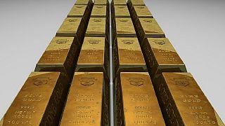La fascinante réserve d'or de la Banque centrale allemande
