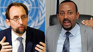 U.N. human rights chief to meet Ethiopia PM, ex-detainees on official visit