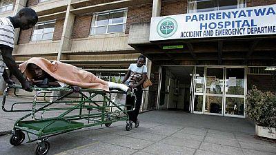 Les infirmières du Zimbabwe mettent fin à leur grève