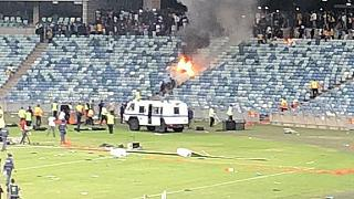 South Africa football violence: Major facts of Kaizer Chiefs stadium riot