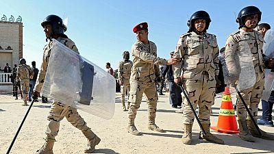 """Egypte : HRW craint une """"crise humanitaire imminente"""" au Sinaï"""
