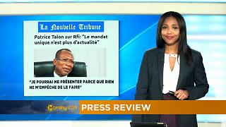 Press Review of April 23, 2018 [The Morning Call]