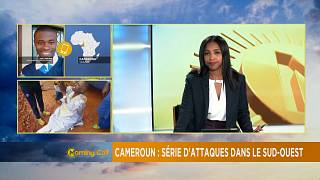 Cameroon: Series of attacks in the southwest [The Morning Call]
