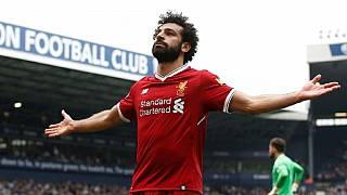 'Egyptian King' Mo Salah wins English PFA Player of the Year award