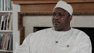 Gambia to court-martial returnee Jammeh generals for deserting army - Barrow