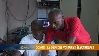 Congo: Mechanics learn more on electric vehicles [The Morning Call]
