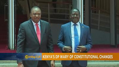 Kenya's DP blasts opposition over push to amend laws [The Morning Call]