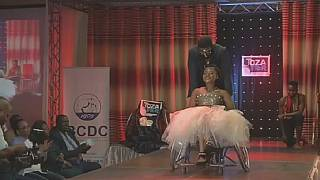 Fighting prejudice around disability with modeling in DRC