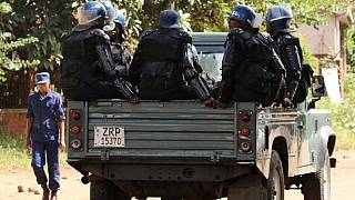 Zimbabwe police pledges to work for all political parties and voters