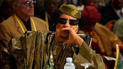 La Libye part à la chasse des prêts accordés par Kadhafi aux Etats africains