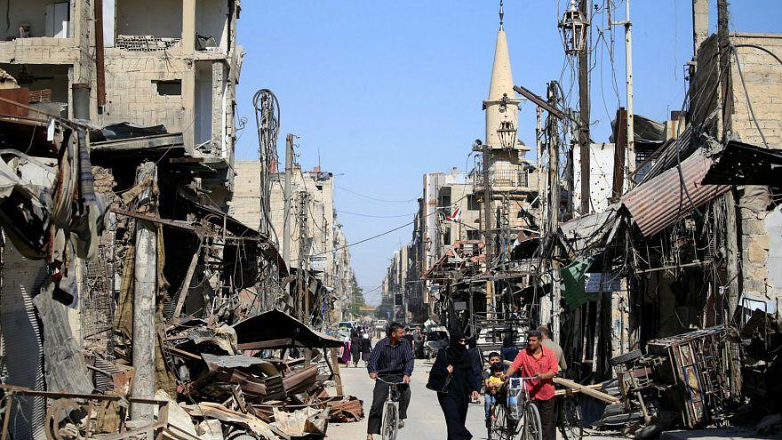 """Конференция по Сирии. Регистрация граждан после """"брексита"""""""