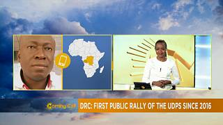 DRC: Opposition party's key rally since 2016 [The Morning Call]