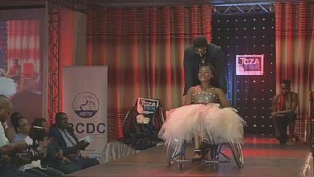 En RDC, un défilé de mode pour lutter contre la stigmatisation des personnes handicapées [no comment]