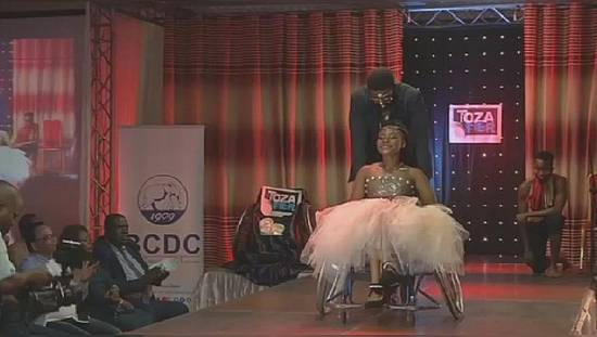 Fashion show in Kinshasa challenges stigma around disability [no comment]
