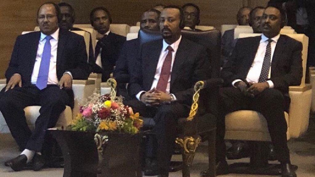Ethiopia PM addresses Djibouti parliament 2