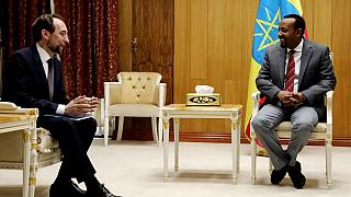 Ethiopia PM meets U.N. rights boss: Human rights, democracy top agenda
