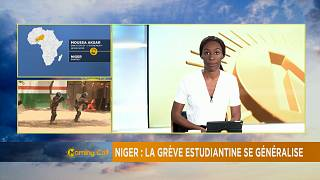Niger student strike spreads [The Morning Call]