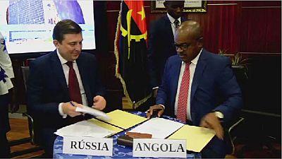 """L'Angola veut lancer son deuxième satellite """"Angosat-2"""""""