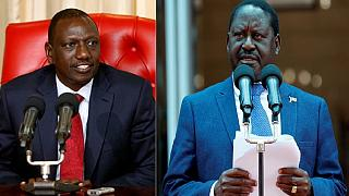 Odinga, Ruto clash on whether Kenya needs more decentralisation