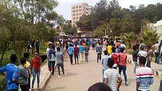 Peaceful protests in Ethiopia varsity leads to release of detained students