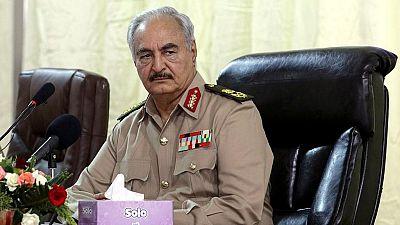 Libye : le maréchal Haftar de retour après une hospitalisation en France