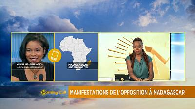 Opposition demonstrations in Madagascar [The Morning Call]